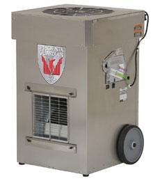 Rentals - Fire / Water Restoration - Phoenix Guardian Air Scrubber