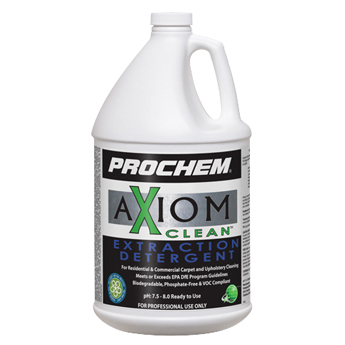 Prochem AXIOM Clean Extraction Detergent S773