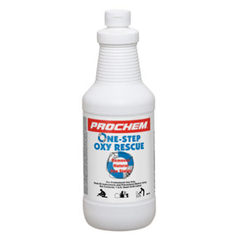 Prochem One-Step Oxy Rescue B418