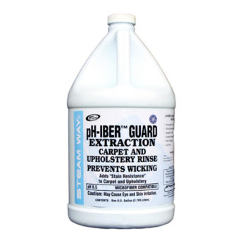 Steamway - pH-iber Guard Extraction Carpet and Upholstery Rinse