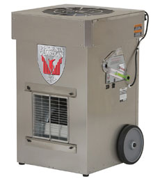 Rentals - Fire / Water Restoration - Phoenix Guardian Air Scrubber