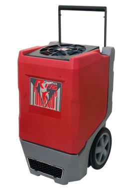Rentals - Fire / Water Restoration - Phoenix R175 Dehumidifier