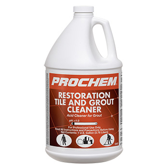 Prochem Restoration Tile & Grout Cleaner D405