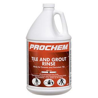 Prochem Tile & Grout Rinse B464