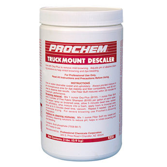 Prochem Truckmount Descaler E551