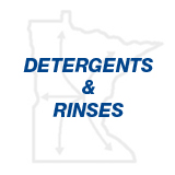 Detergents & Rinses
