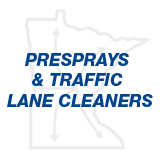Presprays & Traffic Lane Cleaners