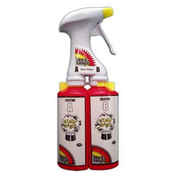 Pro's Choice - Dual Chamber Trigger Sprayers