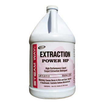 Steamway - Extraction Power HP